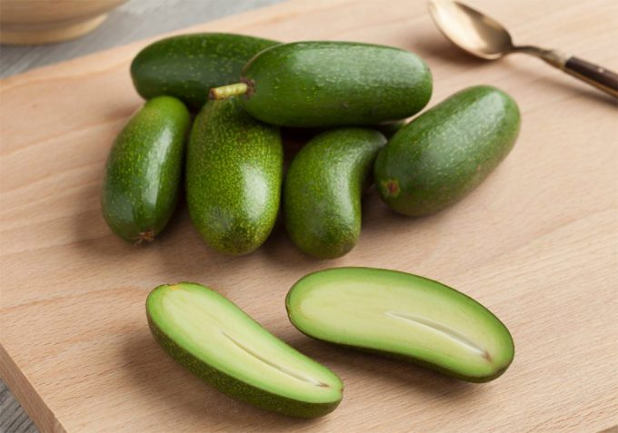 Aguacate sin hueso, aguacate dátil o cockatil