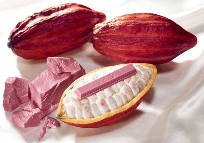 Nuevo Kit Kat elaborado con chocolate Ruby