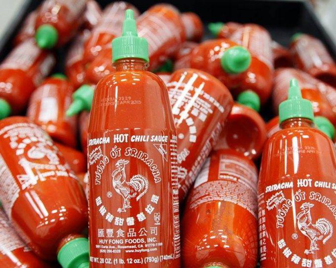 Qué es la salsa de Sriracha